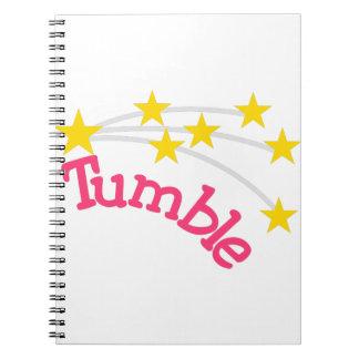 Tumble Notebook