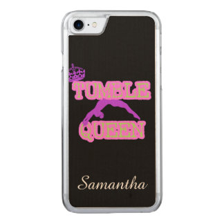 Tumble Queen Carved iPhone 7 Case