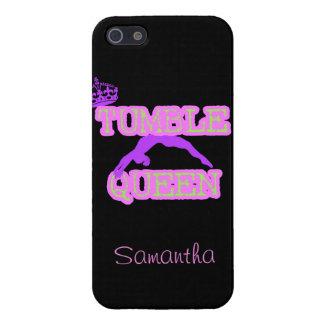 Tumble Queen iPhone 5/5S Case