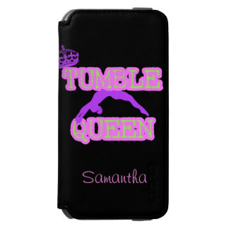 Tumble Queen iPhone 6/6s Wallet Case
