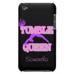 Tumble Queen iPod Case-Mate Case