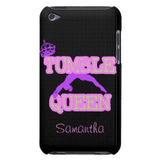 Tumble Queen Ipod Case-mate Case at Zazzle