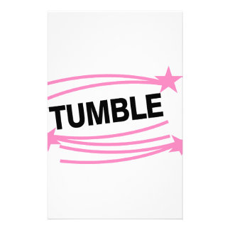 Tumble Stationery