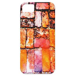 Tumbled Bricks iPhone SE/5/5s Case
