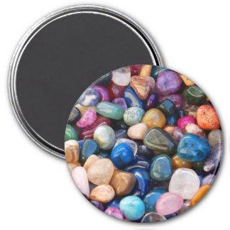 Tumbled Gemstones Magnet