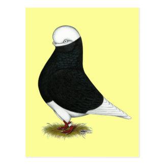 Tumbler:  Black Bald CL Postcard