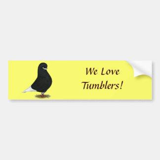 Tumbler:  LFCL Beard Bumper Sticker