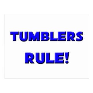 Tumblers Rule! Postcard