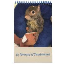Tumbleweed calendar