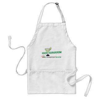 Tumbleweed Go Green Apron