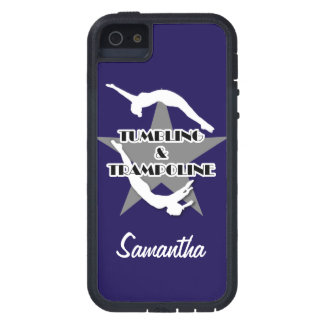 Tumbling and Trampoline Case For iPhone SE/5/5s