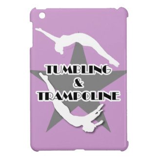 Tumbling and Trampoline ipad Mini Case