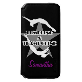 Tumbling and Trampoline iPhone 6/6s Wallet Case