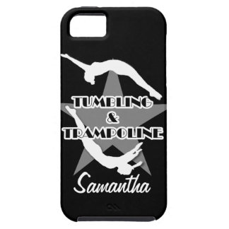 Tumbling and Trampoline iPhone SE/5/5s Case