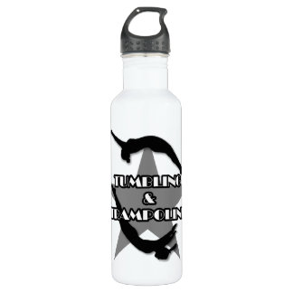 Tumbling and Trampoline Liberty Stainless Steel Water Bottle