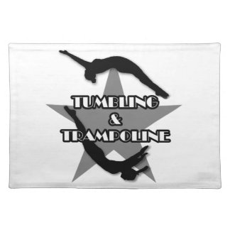 Tumbling and Trampoline Placemat