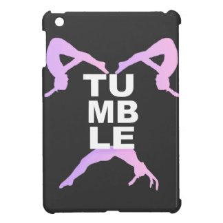 Tumbling girls iPad mini case
