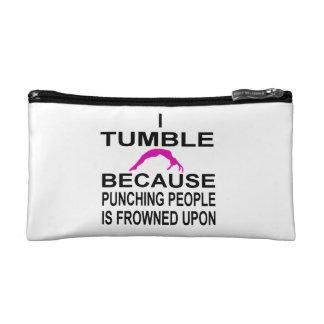 Tumbling gymnastics bag