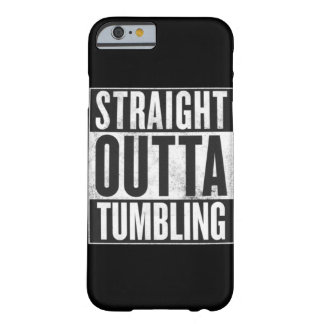 Tumbling gymnastics barely there iPhone 6 case