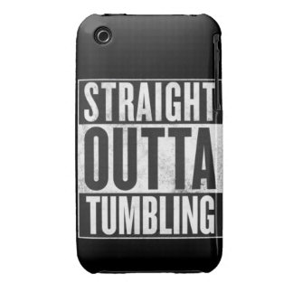 Tumbling gymnastics iPhone 3 cover