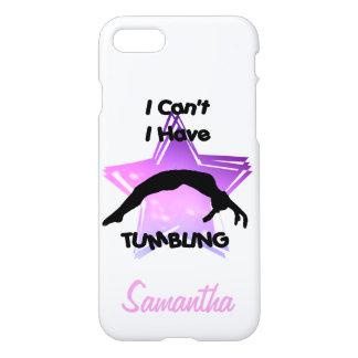 Tumbling Gymnastics iPhone 7 Case