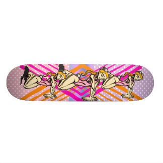Tumbling Performance Skateboard