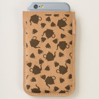 Tumbling Tea Party iPhone 6/6S Case