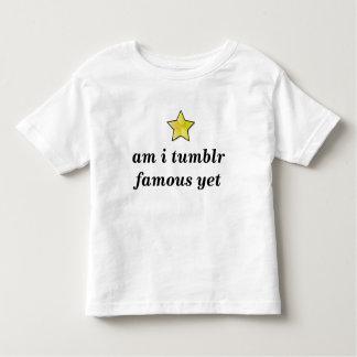 Tumblr famous (4 kids) toddler t-shirt