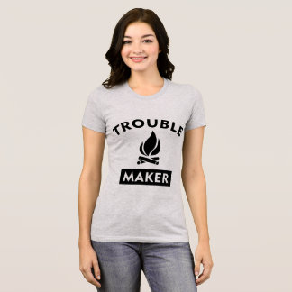 Tumblr T-Shirt Trouble Maker