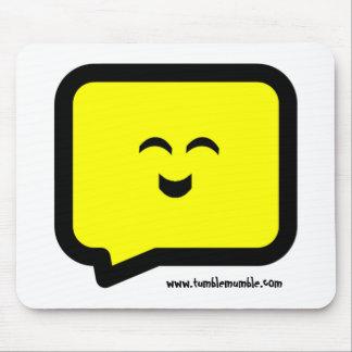 TumblySmiles BIG!, www.tumblemumble.com Mouse Pad