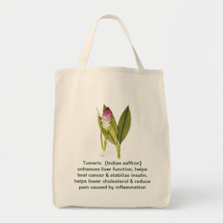 Tumeric bag