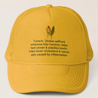 Tumeric hat