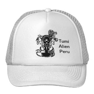 Tumi Peru Alien Trucker Hat