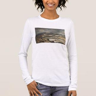 Tummel Bridge, Perthshire, c.1801-03 (oil on panel Long Sleeve T-Shirt