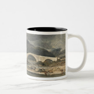 Tummel Bridge, Perthshire, c.1801-03 (oil on panel Coffee Mugs