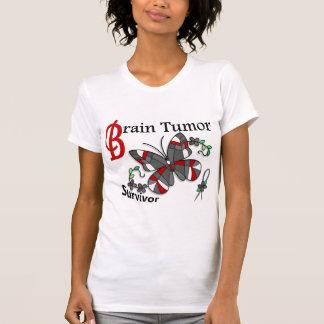 Tumor cerebral del superviviente 6 camiseta