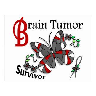 Tumor cerebral del superviviente 6 postal