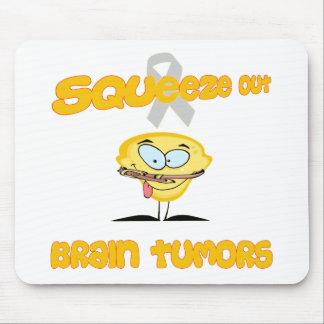 Tumores cerebrales alfombrillas de ratones