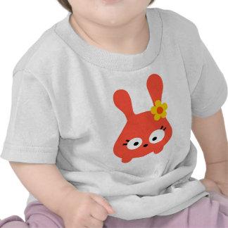 Tumsy the bunny t shirts