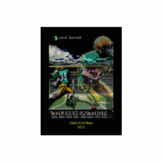 Tumwater Magnets- Your Athlete Statuette