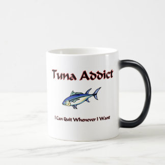 Tuna Addict Magic Mug