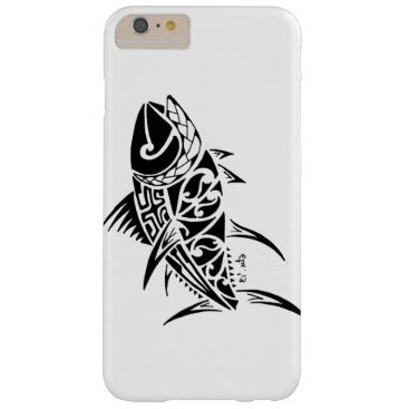 pacificstain Tuna Barely There iPhone 6 Plus Case