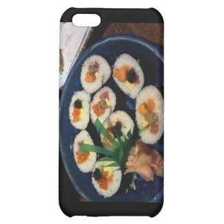 Tuna California Rolls Gifts Mugs & Much More Cover For iPhone 5C