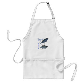 TUNA COMMERCIAL FISHING STANDARD APRON