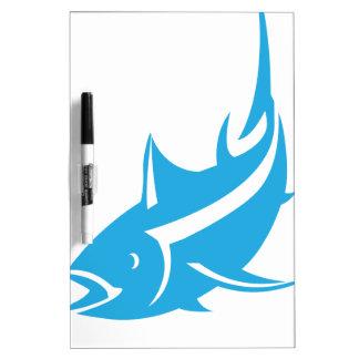 Tuna Dry Erase White Board