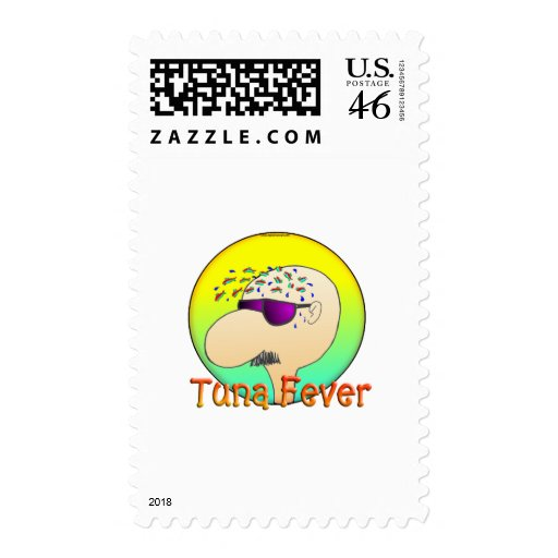 TUNA FEVER STAMPS
