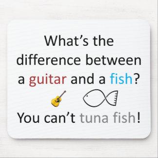 Tuna Fish Joke Mouse Pad