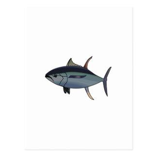 TUNA FISH POSTCARD