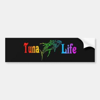 Tuna Life Bumper Sticker