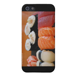 Tuna Salmon Whitefish Sushi Giftts Cards  Case For iPhone SE/5/5s